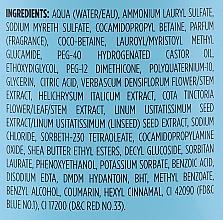 Shampooing à l'extrait de graines de lin - Kemon Liding Care Nourish Shampoo — Photo N3
