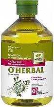 Parfums et Produits cosmétiques Shampooing à l'extrait de thym - O'Herbal