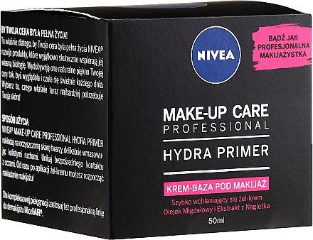 Base de maquillage - Nivea Make-Up Care Expert Hydra Primer Make-Up Base
