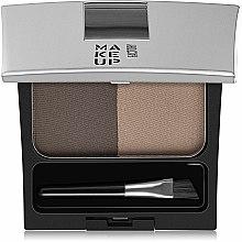 Poudre à sourcils - Make Up Factory Eye Brow Powder — Photo N1