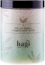Parfums et Produits cosmétiques Sels de bain de la mer Morte - Hagi Bath Salt