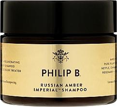 Parfums et Produits cosmétiques Shampooing à l'ambre russe - Philip B Russian Amber Imperial Shampoo