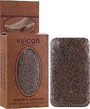 Parfums et Produits cosmétiques Pierre ponce, 98x58x37mm, brun terre cuite - Vulcan Pumice Stone