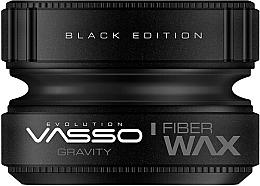Parfums et Produits cosmétiques Cire coiffante - Vasso Professional Hair Styling Wax Gravity Black Edition