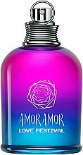 Parfums et Produits cosmétiques Cacharel Amor Amor Love Festival - Eau de Toilette