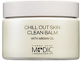 Parfums et Produits cosmétiques Baume démaquillant - Pierre Rene Chill Out Skin Clean Balm With Argan Oil