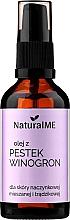 Parfums et Produits cosmétiques Huile de pépins de raisin pour visage et corps - NaturalME (avec distributeur)