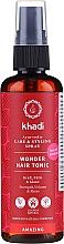 Parfums et Produits cosmétiques Tonique ayurvédique aux herbes pour cheveux - Khadi Wonder Hair Tonic