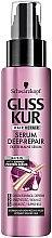 Sérum réparateur extrême pour cheveux stressés - Schwarzkopf Gliss Kur Deep Repair Amino-Protein Serum — Photo N2
