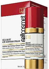 Parfums et Produits cosmétiques Crème cellulaire revitalisante aux vitamines E et C contour des yeux - Cellcosmet Cellular Eye Contour Cream