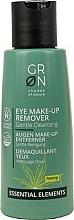 Parfums et Produits cosmétiques Démaquillant - GRN Essential Elements Hemp Eye Make-Up Remover