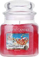Parfums et Produits cosmétiques Bougie parfumée en jarre Réveillon de Noël - Yankee Candle Christmas Eve