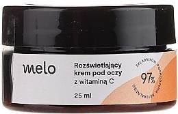 Parfums et Produits cosmétiques Crème à la vitamine C pour visage - Melo