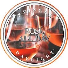 Parfums et Produits cosmétiques Bougie chauffe-plat - Kringle Candle Rose All Day
