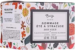 Parfums et Produits cosmétiques Gommage à la fleur d'oranger pour corps - Baija Ete A Syracuse Body Scrub