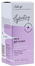 Parfums et Produits cosmétiques Gel-crème à la vitamine E pour visage - Kili-g Hydrating Face Gel Cream