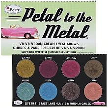 Parfums et Produits cosmétiques Palette de fards à paupières - theBalm Petal To The Metal Shift Into Overdrive