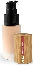 Parfums et Produits cosmétiques Fond de teint - Zao Soie de Teint Silk Foundation