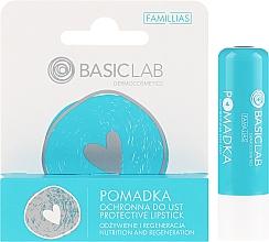 Parfums et Produits cosmétiques Rouge à lèvres protecteur - BasicLab Dermocosmetics Famillias