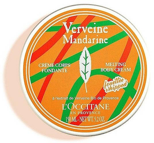 L'Occitane Verveine Mandarine - Crème à l'extrait de vervéine pour corps — Photo N1
