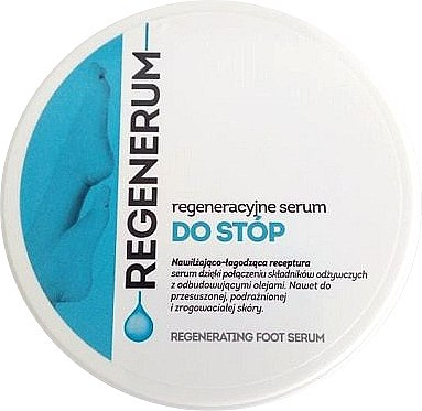 Sérum régénérant pour pieds - Aflofarm Regenerum Serum