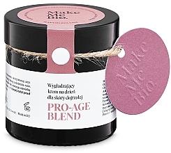 Parfums et Produits cosmétiques Crème de jour à l'extrait de thé vert et huile d'argan - Make Me BIO Anti-Aging Day