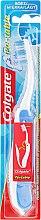Parfums et Produits cosmétiques Brosse à dents pliable, souple, bleu - Colgate Portable Travel Soft Toothbrush
