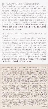 Fluide matifiant affinant pores pour visage - Juvena Skin Energy Pore Refine Mat Fluid — Photo N3