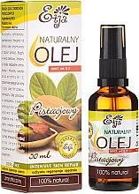 Parfums et Produits cosmétiques Huile de pistache 100% naturelle - Etja Natural Pistachio Oil
