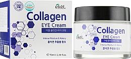 Parfums et Produits cosmétiques Crème au collagène pour contour des yeux - Ekel Collagen Eye Cream