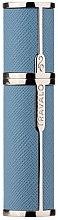 Parfums et Produits cosmétiques Étui pour vaporisateur parfum rechargeable, bleu - Travalo Milano Case U-change Light Blue