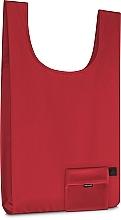 Parfums et Produits cosmétiques Sac cabas dans une housse, Smart Bag, rouge - MakeUp