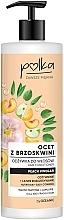 Parfums et Produits cosmétiques Après-shampooing au vinaigre de pêche - Polka Peach Vinegar Conditioner