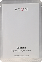 Parfums et Produits cosmétiques Set masques au collagène pour visage - Vyon Specials Hydra Collagen Mask (mask/5x25ml)