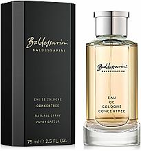 Parfums et Produits cosmétiques Baldessarini Concentree - Eau de Cologne