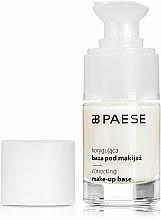 Parfums et Produits cosmétiques Base illuminatrice - Paese Make-Up Base