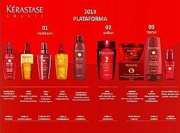 Shampooing reconstituant cheveux colorés - Kerastase Bain Apres Soleil — Photo N4