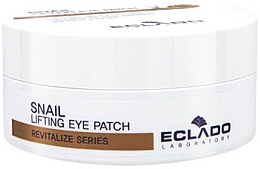 Parfums et Produits cosmétiques Patchs contour des yeux - Eclado Laboratory Snail Lifting Eye Patch