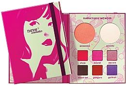 Parfums et Produits cosmétiques Palette de fards à paupières - Neve Cosmetics Harajuku Memoir Palette