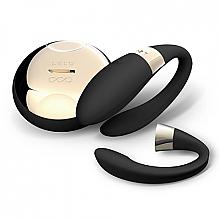 Parfums et Produits cosmétiques Vibromasseur intime pour couples, noir - Lelo Tiani 2 Design Edition