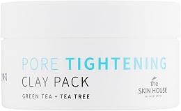 Parfums et Produits cosmétiques Masque à l'argile, thé vert et arbre à thé pour visage - The Skin House Perfect Pore Tightening Clay Pack