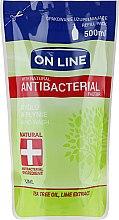 Parfums et Produits cosmétiques Savon liquide au lime et huile d'arbre à thé - On Line Lime Liquid Soap (recharge)
