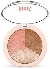 Parfums et Produits cosmétiques Poudre visage 3 en 1 - Golden Rose Nude Look