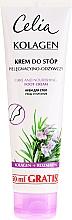 Parfums et Produits cosmétiques Crème au collagène et romarin pour pieds - Celia Collagen Foot Cream