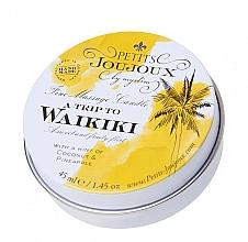 Parfums et Produits cosmétiques Bougie de massage,Pina Colada - Petits JouJoux Mini A Trip To Waikiki