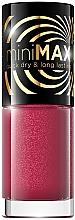 Parfums et Produits cosmétiques Vernis à ongles - Eveline Cosmetics Mini Max