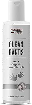 Soin antibactérien aux huiles essentielles - Wooden Spoon Natural Clean Hands
