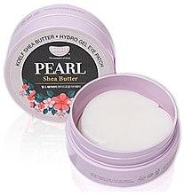 Parfums et Produits cosmétiques Patchs hydrogel au beurre de karité et perles contour des yeux - Petitfee & Koelf Pearl & Shea Butter Eye Patch