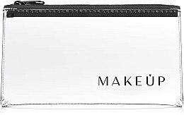 Parfums et Produits cosmétiques Trousse de toilette transparente Flat Glow, (sans contenu) - MakeUp