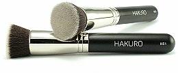 Parfums et Produits cosmétiques Pinceau fond de teint H51 - Hakuro